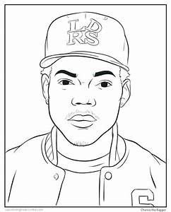 Gangsta Coloring Pages Rap Book Packed With Colouring