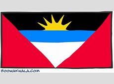 Flag of Antigua and Barbuda A Symbol Of Sea, Sun And Sand