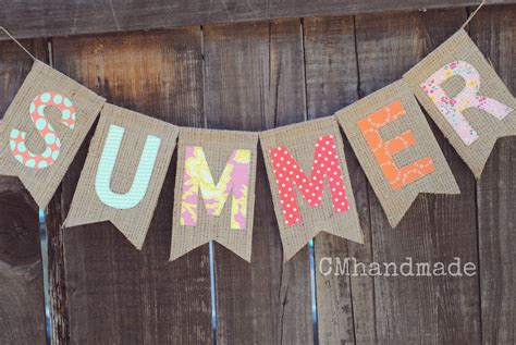 Best 25 Summer Banner Ideas On Pinterest Diy Summer