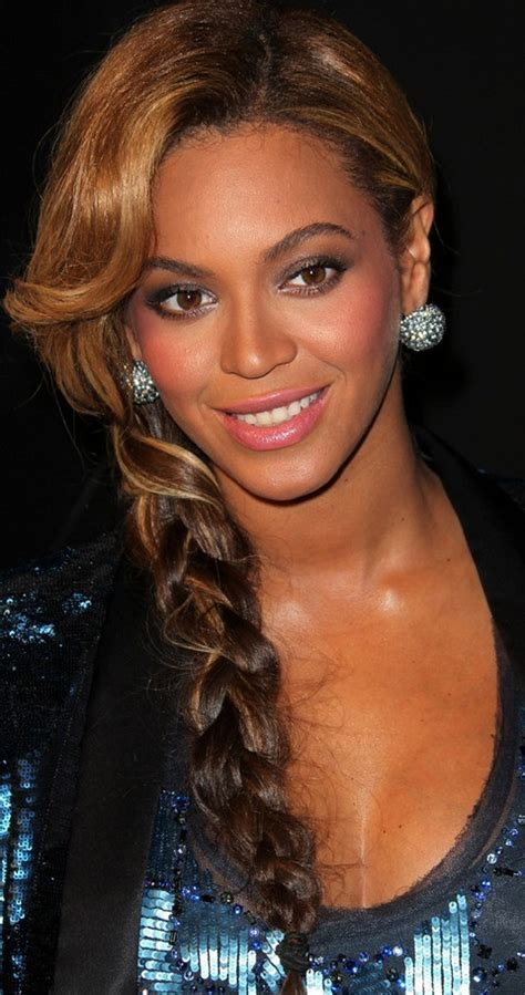 Beyonce Hairstyles by Beyonce Hairstyles Adorable Braided Hairstyle