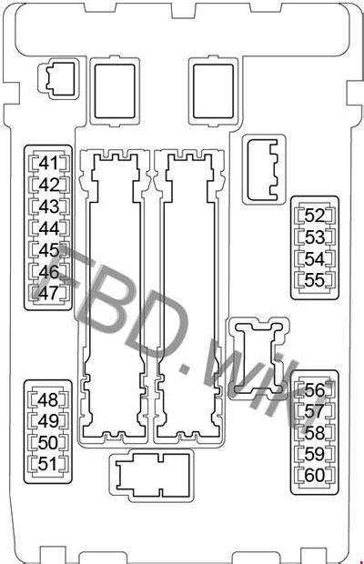 2009 Nissan Murano Fuse Box Diagram by 2009 2014 Nissan Murano Fuse Box Diagram 187 Fuse Diagram