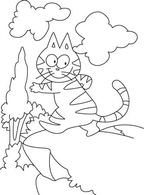 Splat The Cat Template by Splat The Cat Coloring Pages Murderthestout