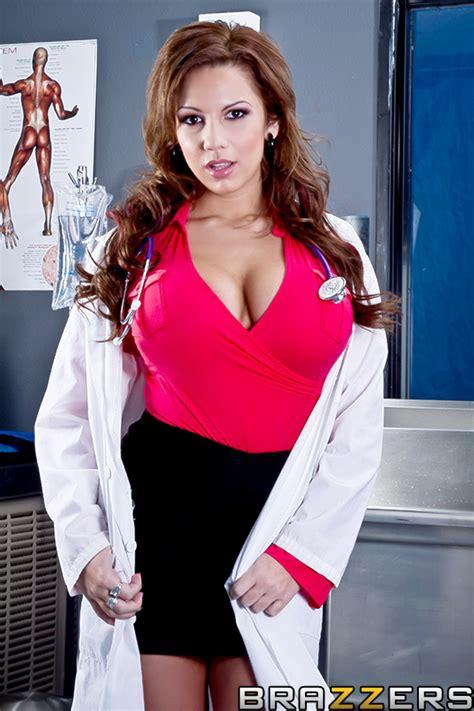 Doctor Adventures Sample Pic 1 Big Tit Nurse In Stockings Having Sex