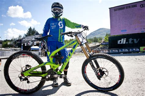 Scott Downhill Mountain Bikes