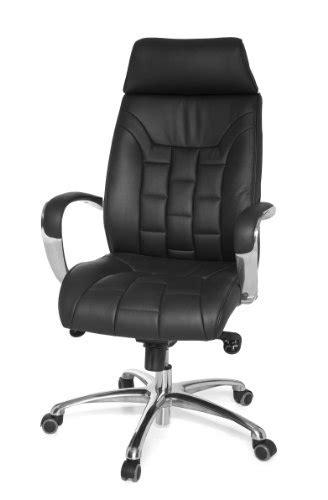 fauteuil de bureau 150 kg amstyle design fauteuil de bureau turin en cuir