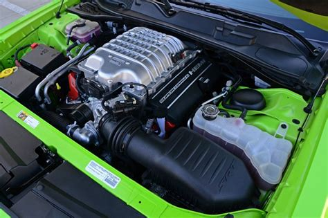 How Much Is A Hellcat Engine by 2015 Dodge Challenger Srt Hellcat 6 Sp Manual Driving