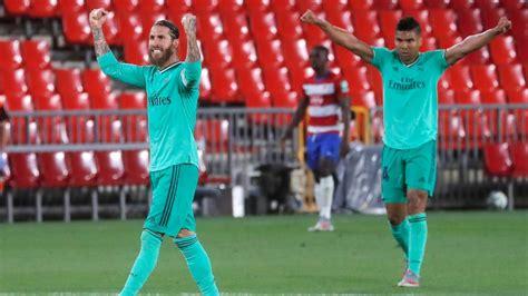 Sergio Ramos Ingin Real Madrid Pesta Juara di Kandang saat ...