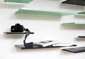 Bibliothèque Murale Design : biblioth que design pour une d co murale ~ Teatrodelosmanantiales.com Idées de Décoration