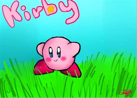 Kirby Quick Drawing By Kawaii Sensi On Deviantart