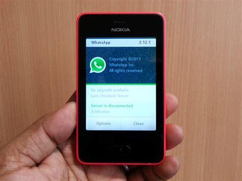 telecharger whatsapp nokia asha 501