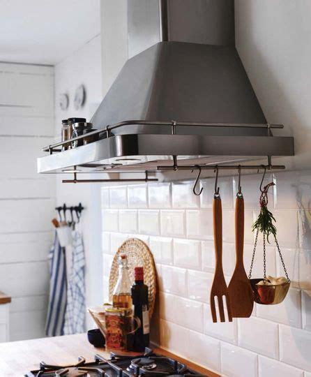 hotte pour cuisine ouverte décoration hotte de cuisine