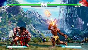 Street Fighter 5 Review - GameSpot