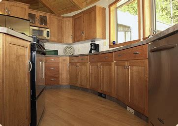 cedar yurts kitchen ideas