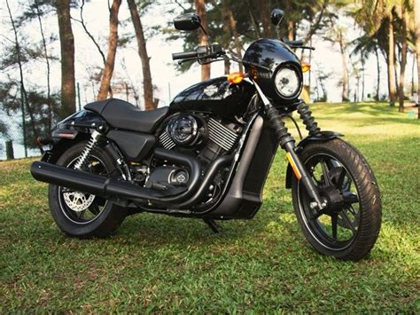 Harley Davidson Street 750 Unveiled In India