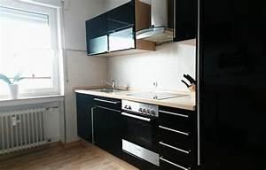Kühlschrank Schwarz Hochglanz : einbauk che nobilia schwarz hochglanz in urmitz k chenzeilen anbauk chen kaufen und verkaufen ~ Indierocktalk.com Haus und Dekorationen