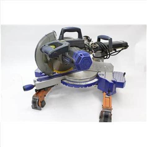 """Kobalt 10"""" Bevel Sliding Laser Compound Miter Saw"""