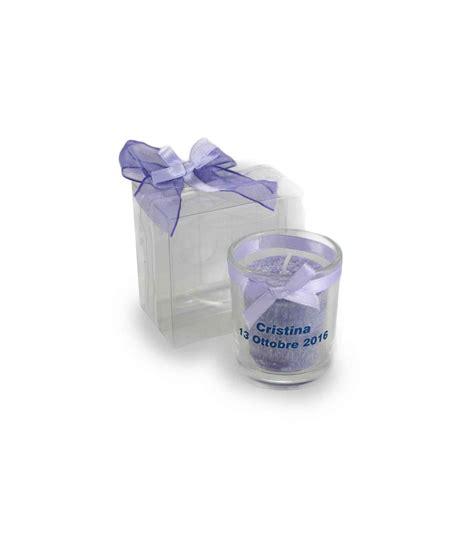 candela bomboniera bomboniera candela profumata lilly nonsolocerimonie it