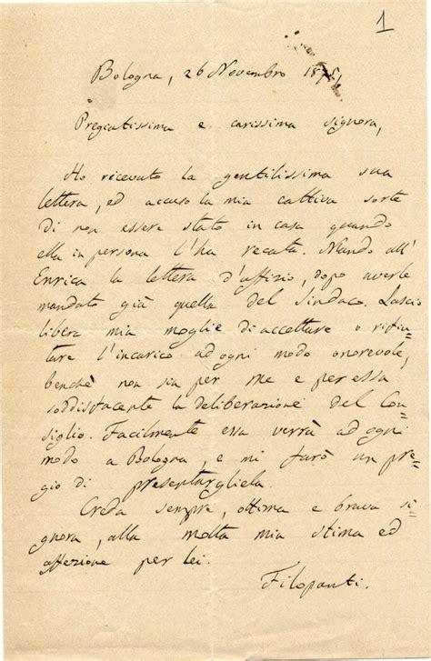 Scuola Di Lettere Bologna by Mostra Archiginnasio Miranda Quirico Filopanti E Il