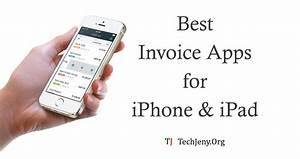 Top 5 best invoice app for iphone and ipad 2018 for Best invoice app 2017