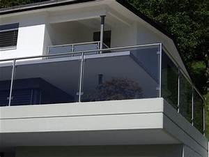 Milchglas Für Balkon : schweiss atelier rolf sch r farnern be stahlskulpturen und chromstahlgel nder leistungen ~ Markanthonyermac.com Haus und Dekorationen