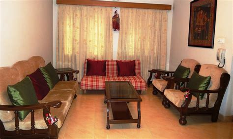 Indian Living Room Furnitures Home Combo