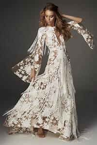 rue de seine fringe wedding dress 2017 love spell With fringe wedding dress