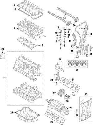 Engine Parts Mitsubishi Auto