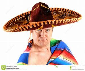 Man In Sombrero Stock Images - Image: 2911614