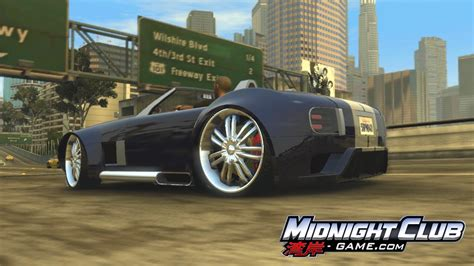 Midnight Club Game : Tout sur Midnight Club Los Angeles