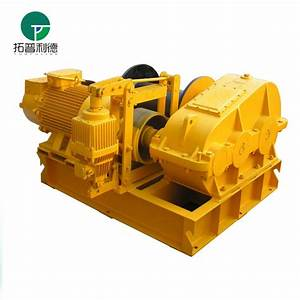 China Customized Rope Guide Winch Suppliers