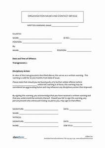 Written warning to employee thecheapjerseys Choice Image