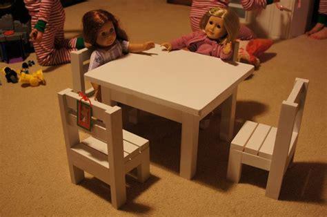 doll furniture plans  rustic garden