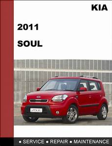 Kia Soul 2011 Factory Service Repair Manual Download