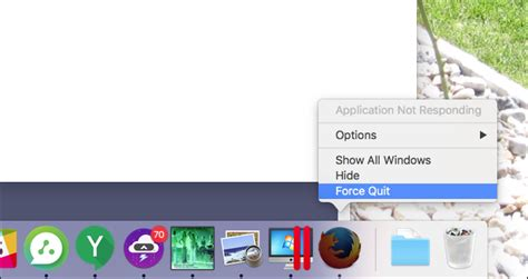 Application Not Responding Mac How To Force Quit Applications On Your Mac When They Re