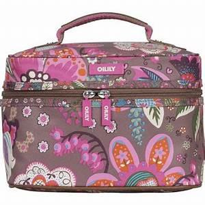 Oilily Beauty Case : oilily kosmetiktasche oilily beauty case square beautycase wood braun ~ Orissabook.com Haus und Dekorationen