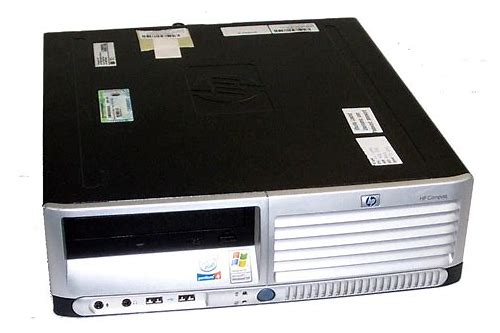 hp compaq dc7100 baixar driver de video