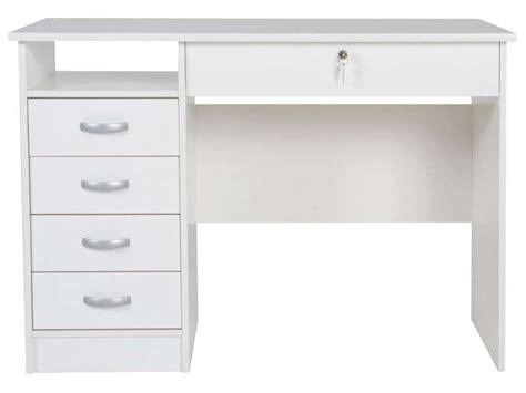 bureau conforama bureau 5 tiroirs 1 niche 2 vente de bureau