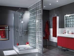 le pave de verre pour toute la maison diy faites le With salle de bain pave de verre