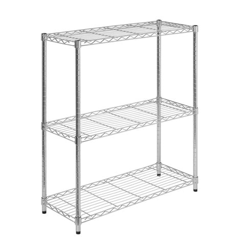 Honey Can Do Shf 01903 Adjustable Storage Shelving 250