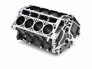 Chevrolet Performance 5 7l Ls1  Ls6 Aluminum Engine Block