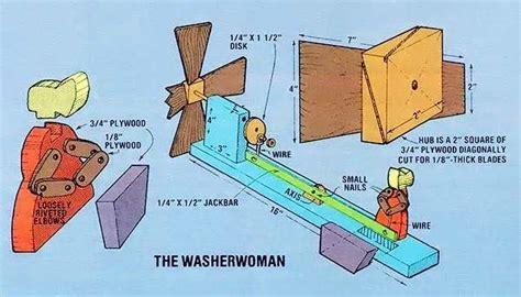 diy plan   wooden whirligig  joinery plans blog