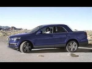 Pick Up Audi : 2016 audi q7 pick up youtube ~ Melissatoandfro.com Idées de Décoration