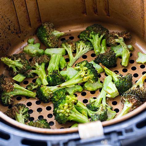 fryer air broccoli roasted recipes recipe keto