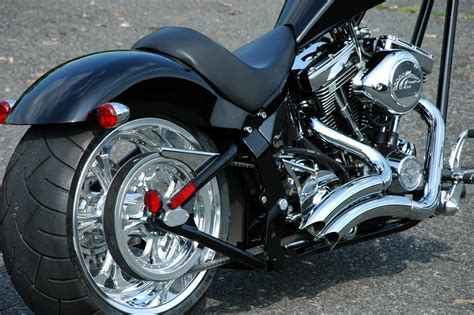 Razor Chrome Exhaust Pipes Right Side Drive Rsd Harley