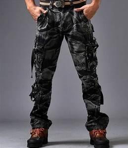 Aliexpress.com : Buy new fashion Uniform pants mens loose ...
