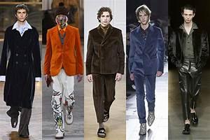 Tendance Mode 2017 : mode homme automne hiver 2017 2018 ~ Dode.kayakingforconservation.com Idées de Décoration