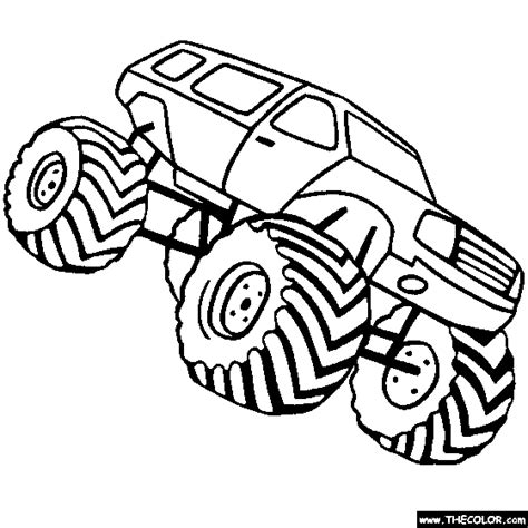 monster trucks coloring pages free coloring pages of batman monster jam
