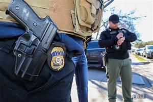 Ice Arrests 86 In North Texas And Oklahoma Areas During 3