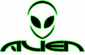 Alien Logos Alien Hock...