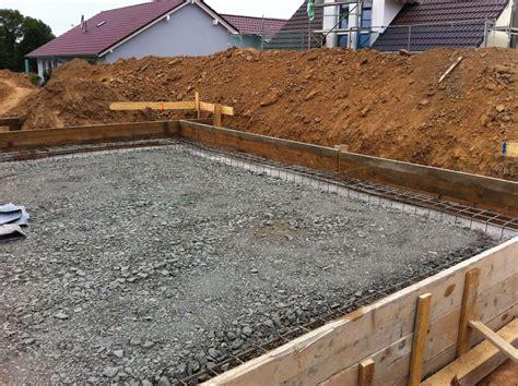 Kellerbau Aus Stein Oder Beton by Schalung Garage Anja Und Nico Bauen Ihr Traumhaus